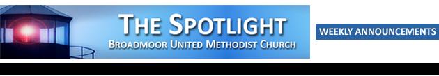 Spotlight header