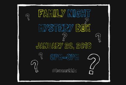 Family Mystery Box Night