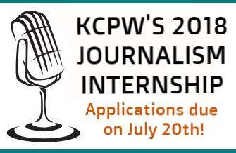KCPW Journalism Internship