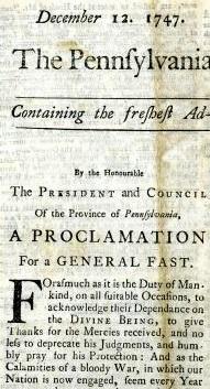 Ben Franklin & Pennsylvania's Role in Ending Slavery