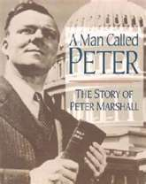 "American Minute with Bill Federer   ""The choice before us is plain: Christ or chaos""-U.S. Senate Chaplain Peter Marshall"
