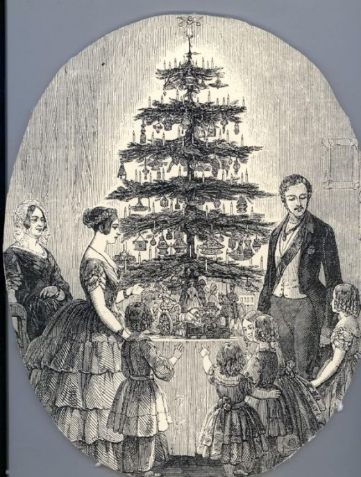 American Minute with Bill Federer The First Christmas Tree in the White House – President Franklin Pierce & 19th Century Poets