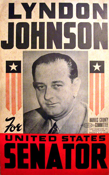 Image result for lbj 1948