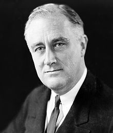 "Franklin D. Roosevelt: Liberal or conservative? ""WE GUARD AGAINST the forces of anti-Christian aggression"" ""WE CHOOSE the Christian ideal"""
