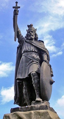 MAGNA CARTA limiting a King!-History from Alfred the Great to U.S. Constitution (plus background on 3rd Crusade)
