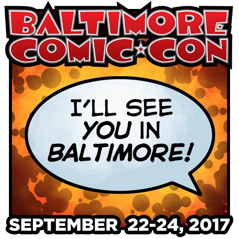 I_ll See You in Baltimore_ September 22-24_ 2017