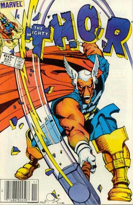 Thor by Walter Simonson