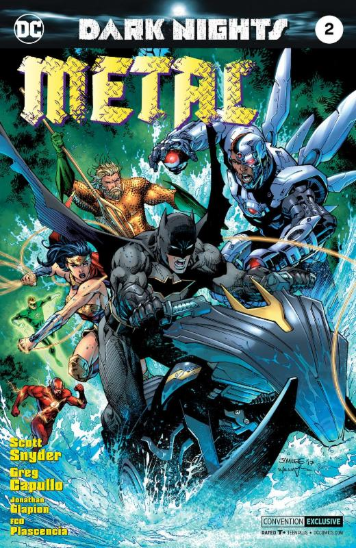 Dark Nights Metal BCC Exclusive