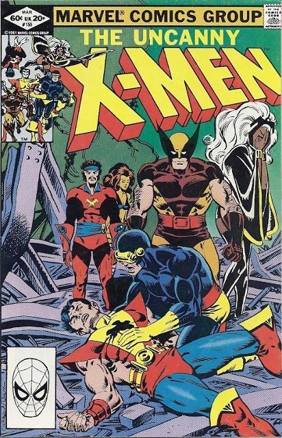 Uncanny X-Men by Bob Wiacek