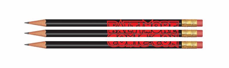 Baltimore Comic-Con Pencils