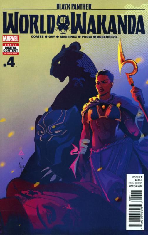 Black Panther_ World of Wakanda by Afua Richardson _ Alitha Martinez