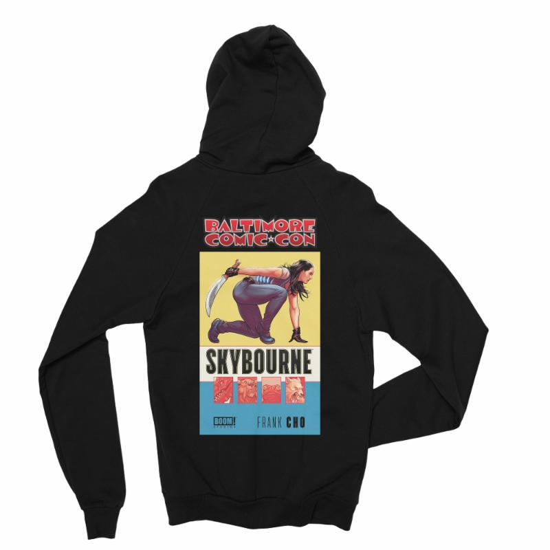 Limited Baltimore Comic-Con Hoodie