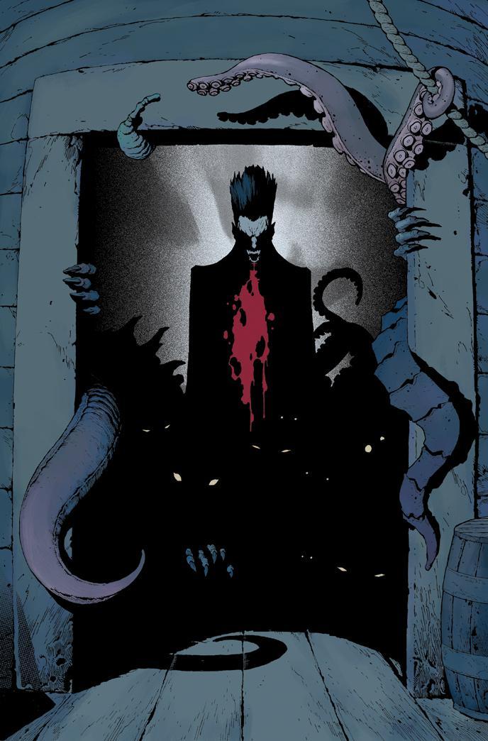 Dark Ark _1 BCC Exclusive Art by Andy Clarke _ Dan Brown