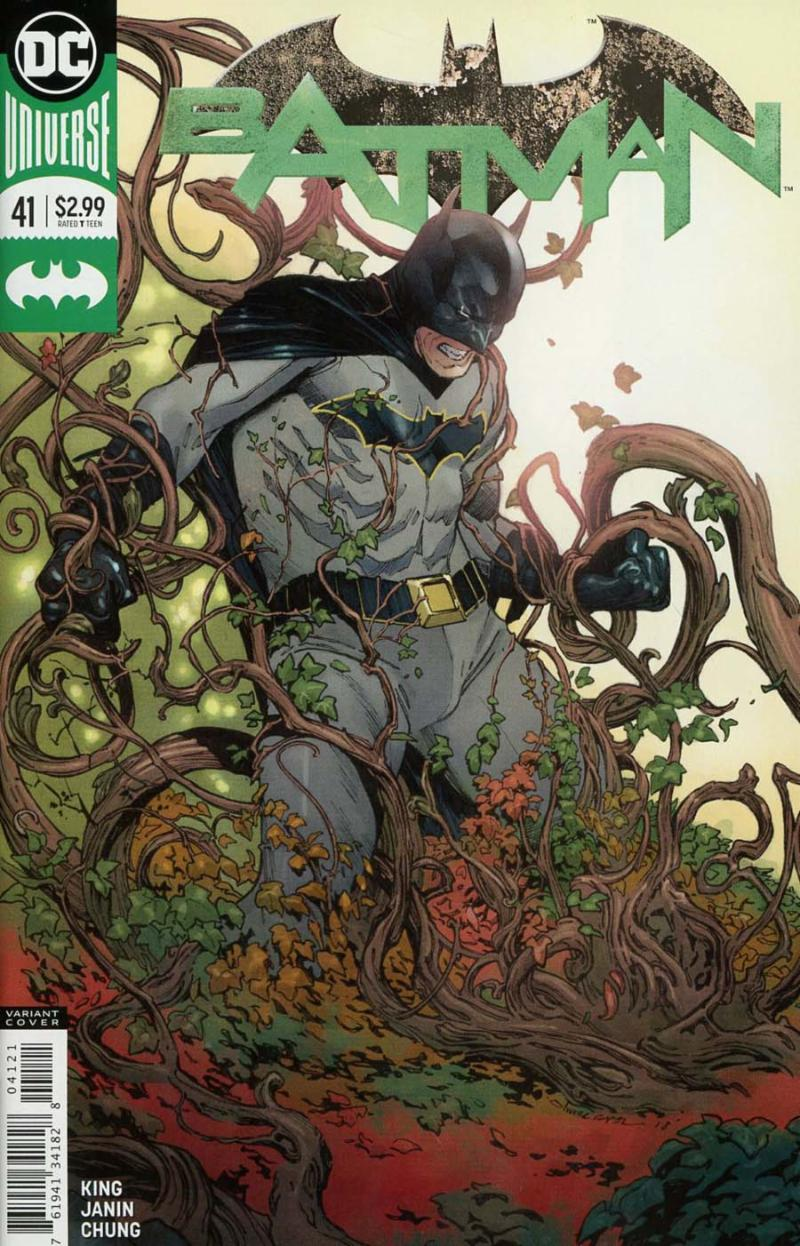 Batman by Tom King