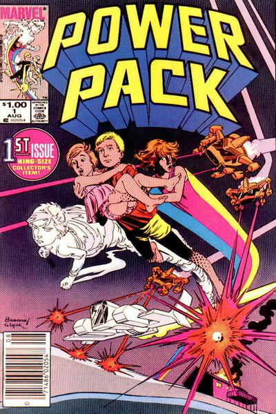 Power Pack by Louise Simonson