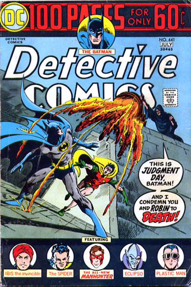Detective Comics by Howard Chaykin