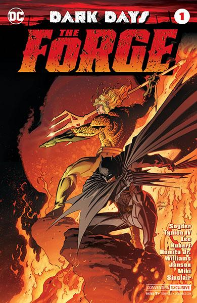 Dark Days Forge 1 Convention Exclusive