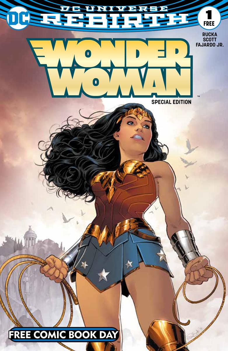 FCBD Wonder Woman