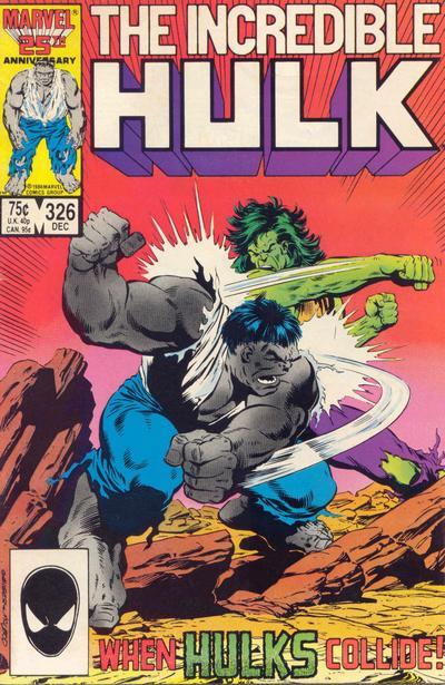Incredible Hulk by Steve Geiger