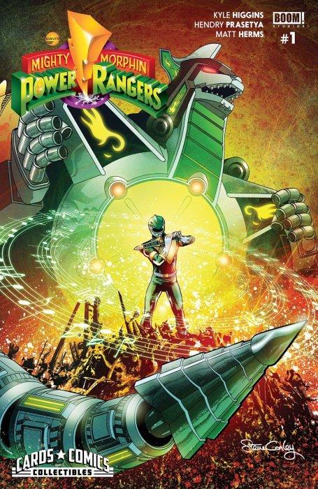 Mighty Morphin Power Rangers by Steve Conley