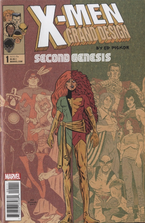 X-Men Grand Design_ Second Genesis by Ed Piskor