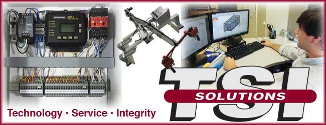 TSI Solutions logo