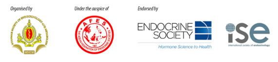AFES Supporting society logos