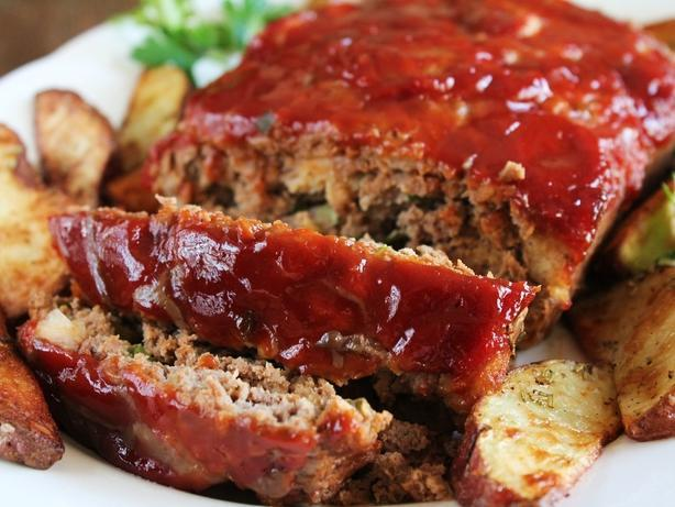 Good Meatloaf For A Cause