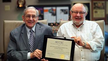 specs howard school wins accsc award