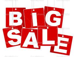 Golf shop sale