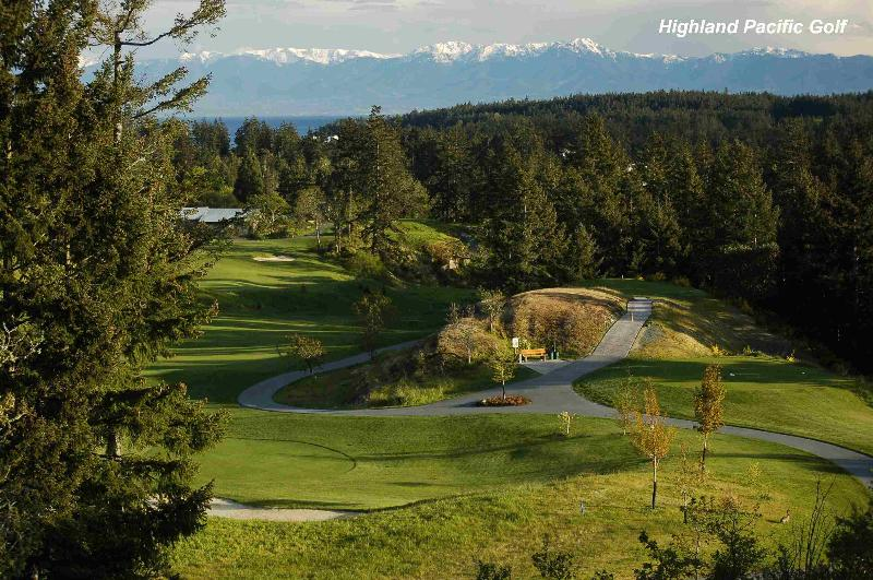 Highland Pacific with Olympics