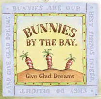 Bunnies by the Bay logo