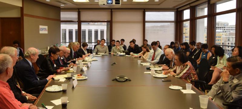 SAIS roundtable