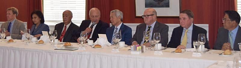 USPH Society Directors SFA Yasay Sept 2016