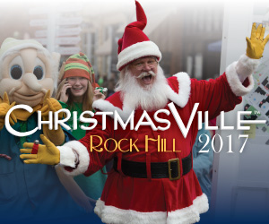 Christmasville - City of Rock Hill