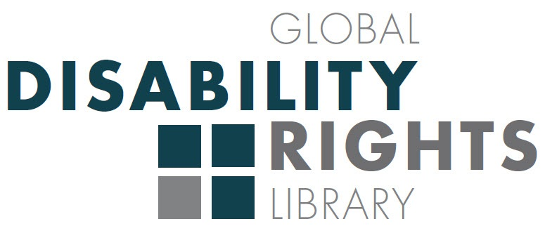 Global Disability Rights Logo