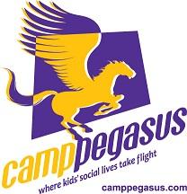 camp pegasus medium logo