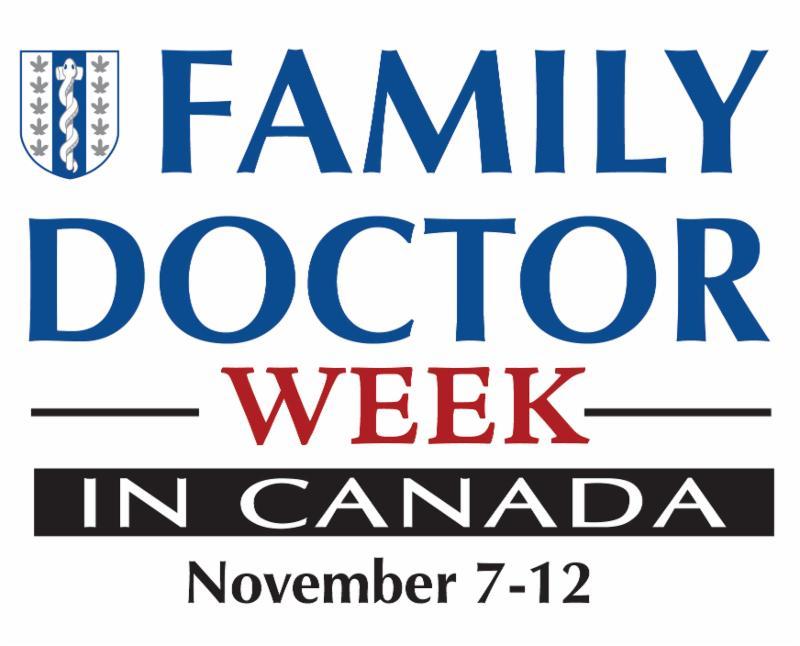 Family Doctor Week in Canada logo