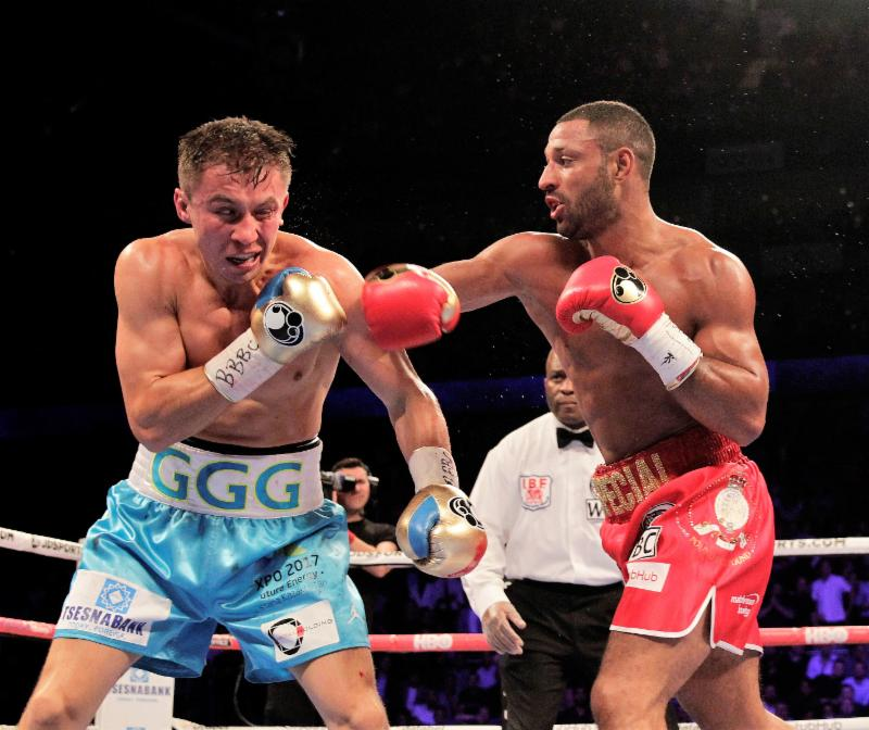 Super Channel to air Mega-Fight KELL BROOK vs. ERROL SPENCE, JR. May 27 from United Kingdom