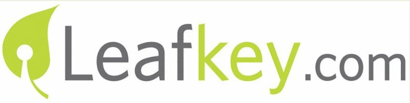 Leafkey logo