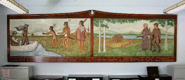 St Mary Bank Mural