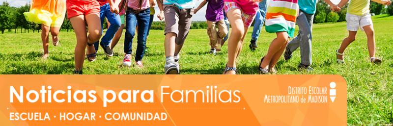 Noticias para familias