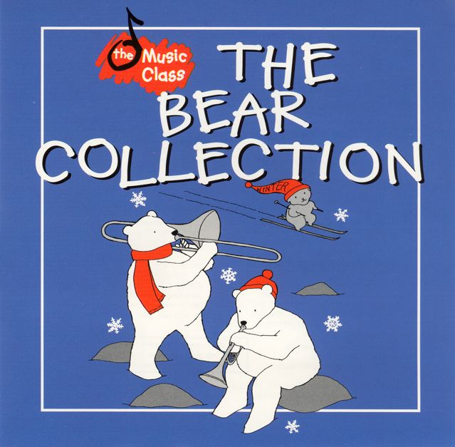 Bear CD Cover