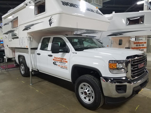 Spring Truck Camper Warehouse News