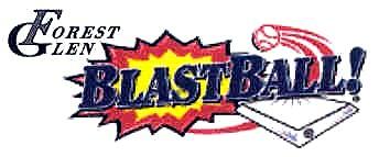 FG BlastBall logo