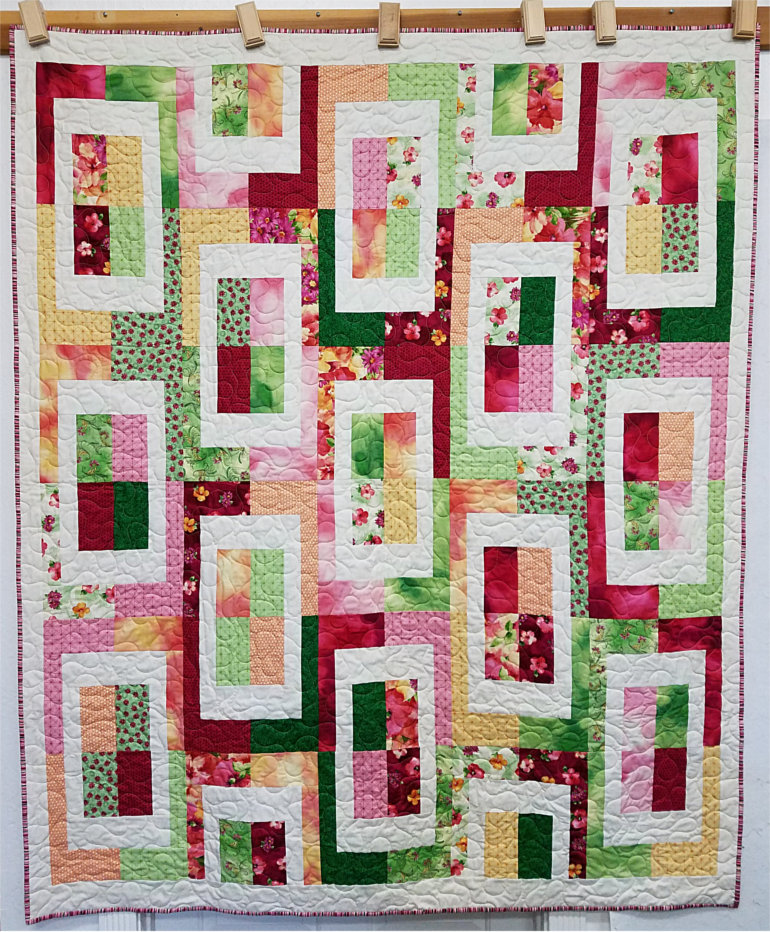 New Kit at Queen B's Quilt Shop