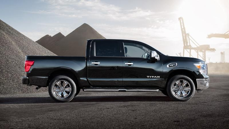 commercial truck success blog is the nissan titan made in america. Black Bedroom Furniture Sets. Home Design Ideas