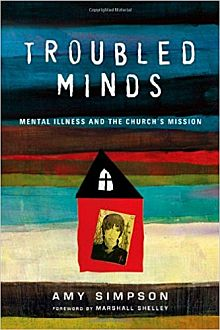 Book cover for Troubled Minds