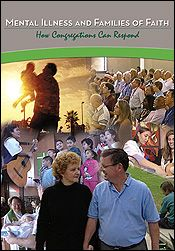 Cover Image for Mental Illness and Families of Faith DVD - many configurations of familes and worshippers are shown