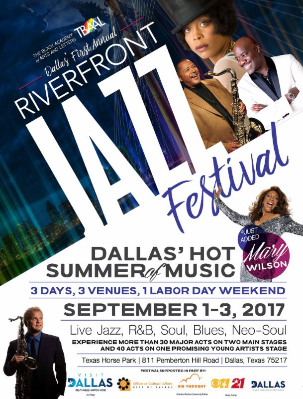 Festival Flyer July 2017